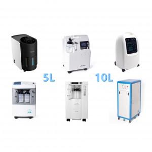 ORIENTEMD 3L 5L 10L Oxygen concentrator ready to ship
