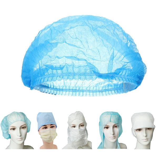 Medical disposable mob cap