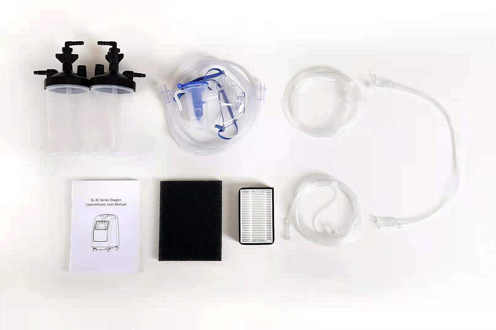 oxygen machine parts